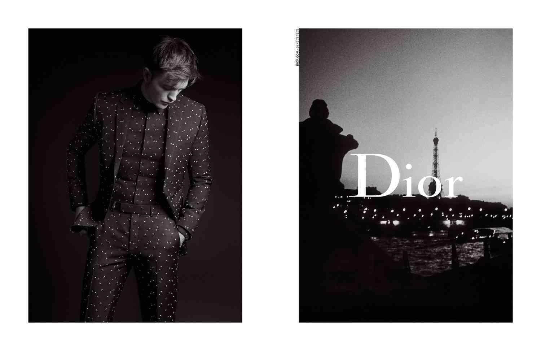 Dior Homme presenta su campaña Fall 2017 9