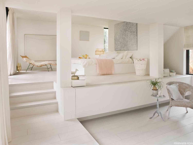 Ilumina tu hogar decorando con pintura blanca 12