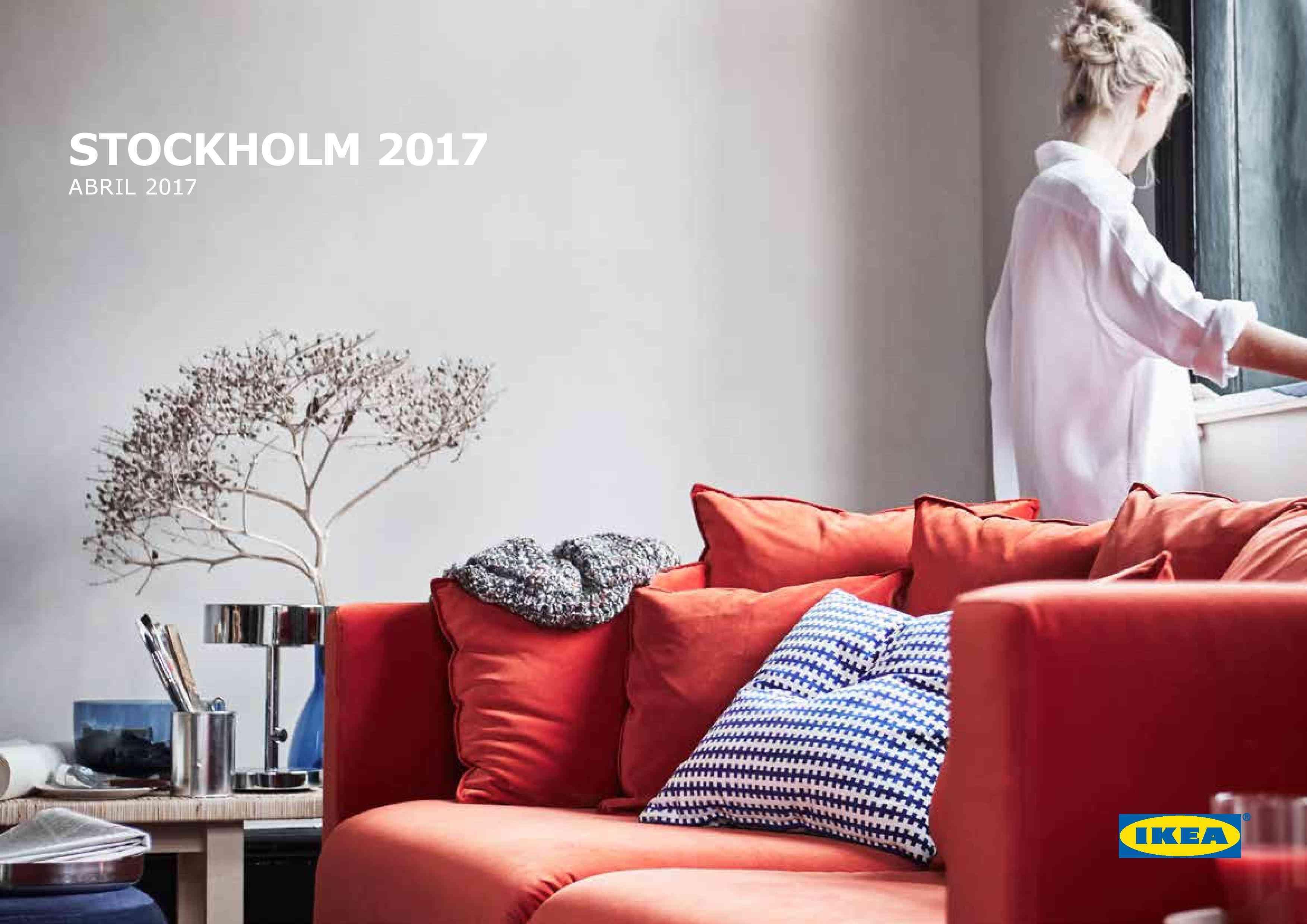 Disfruta la vida sin prisas con la colección Stockholm 2017 de IKEA 95