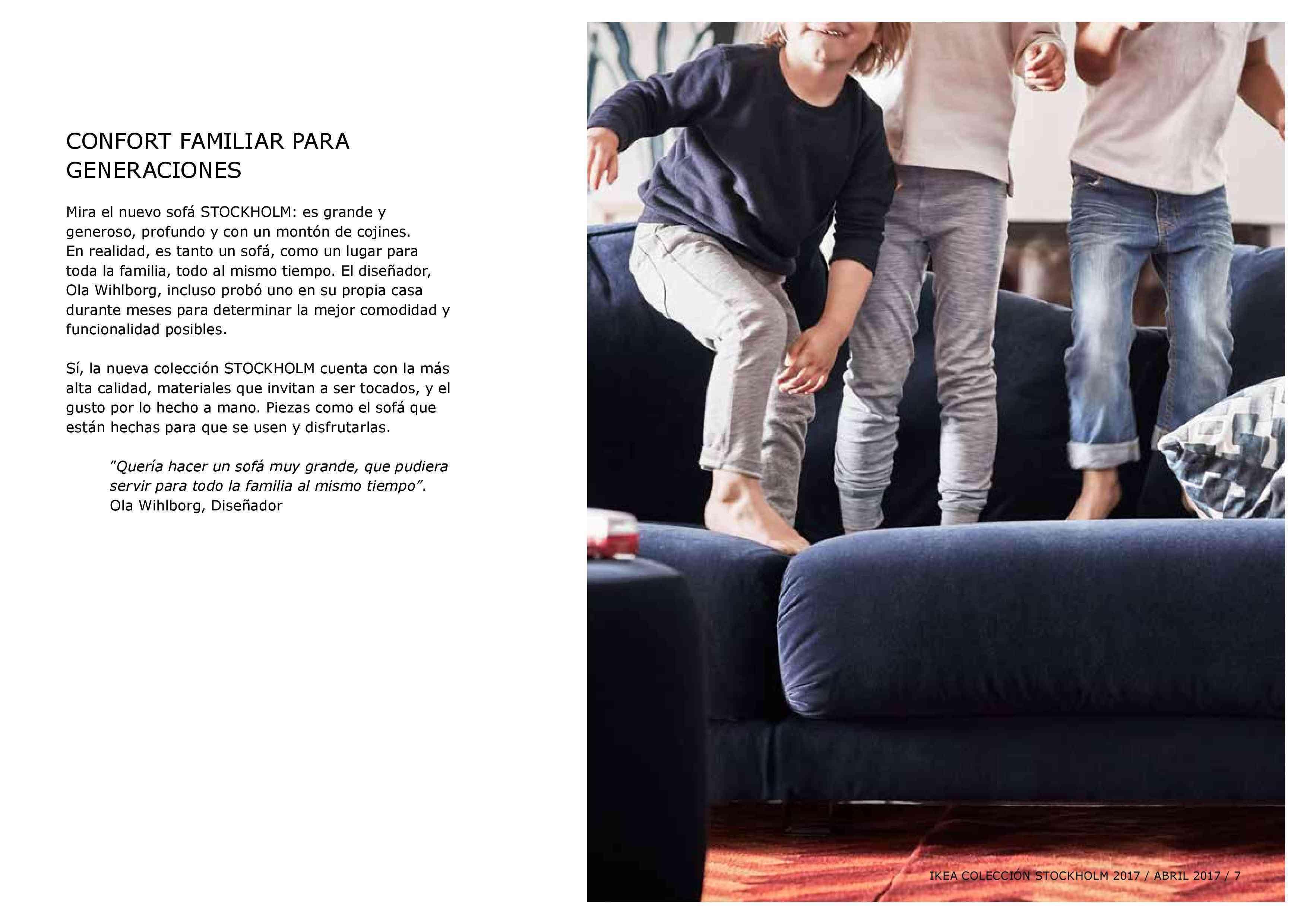 Disfruta la vida sin prisas con la colección Stockholm 2017 de IKEA 101