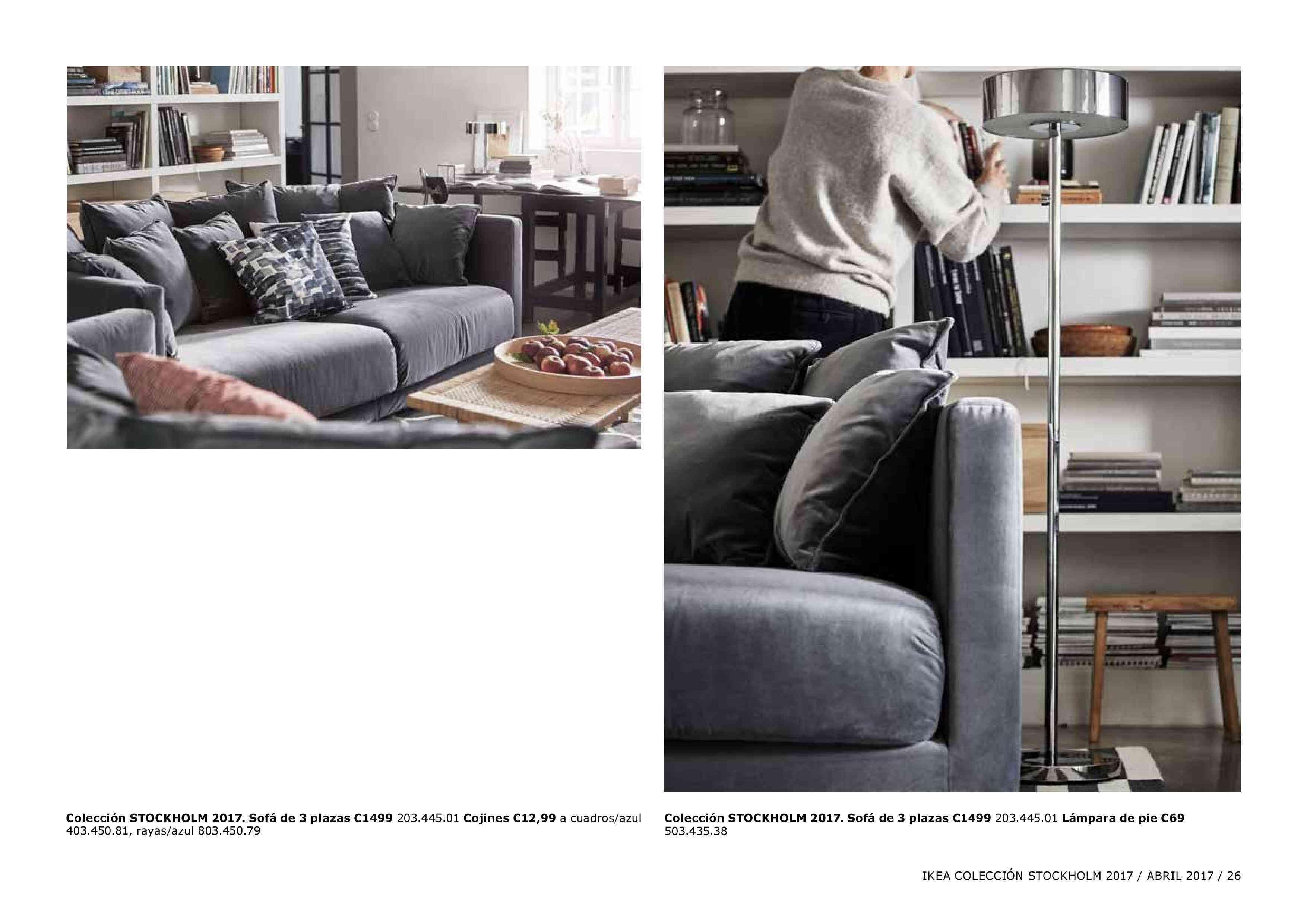 Disfruta la vida sin prisas con la colección Stockholm 2017 de IKEA 120