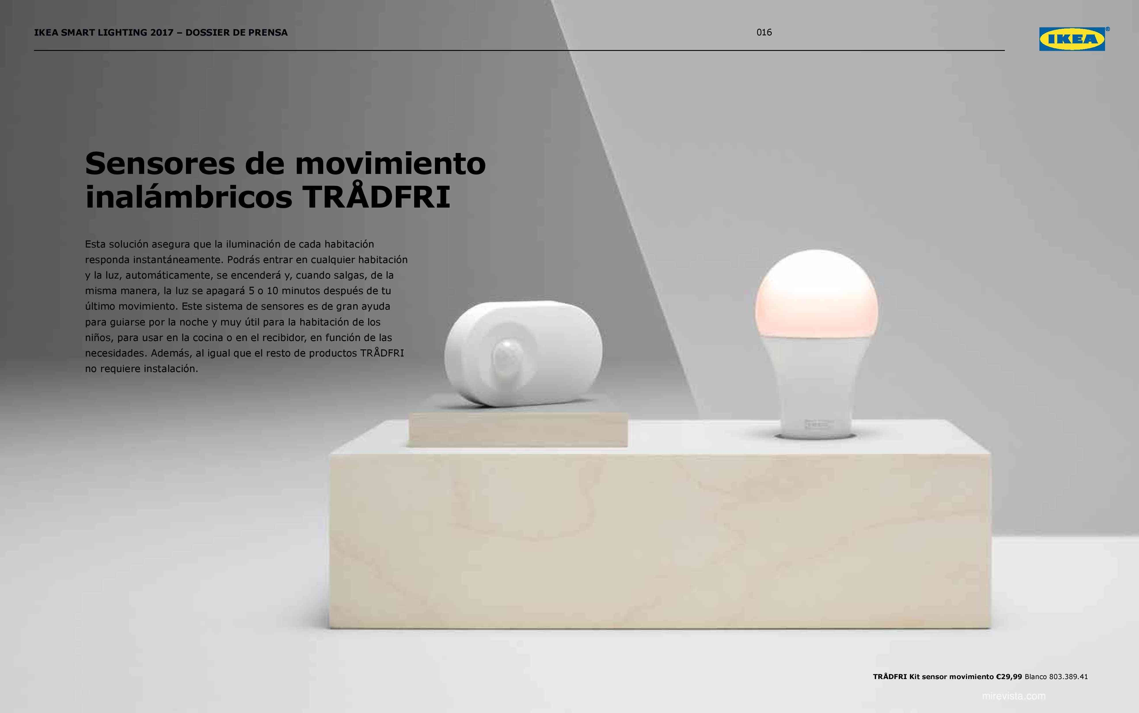 Novedades en iluminación de casas inteligentes con IKEA 72