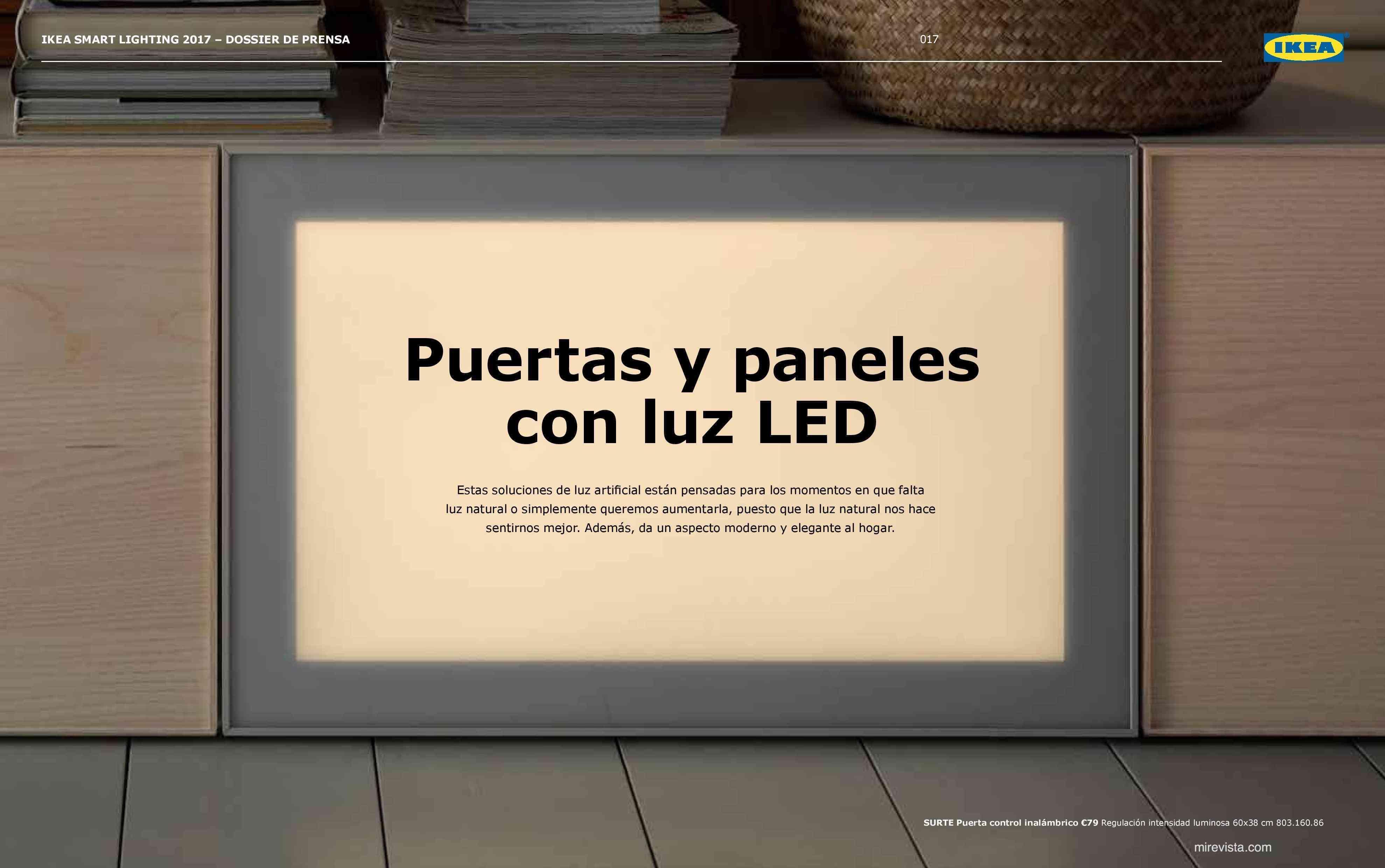 Novedades en iluminación de casas inteligentes con IKEA 73