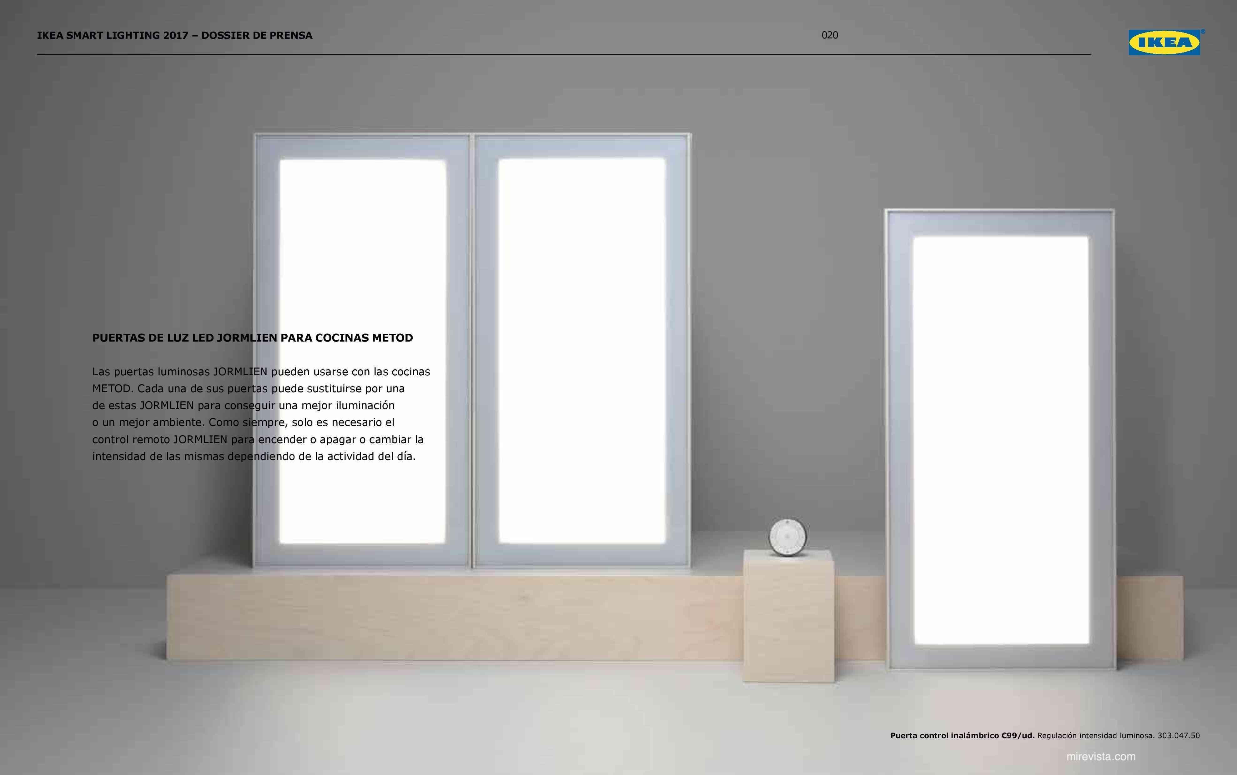 Novedades en iluminación de casas inteligentes con IKEA 76