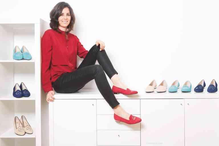 Monnas la marca de zapatos slippers llega a España