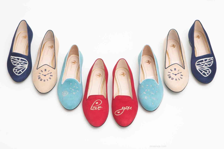 Monnas la marca de zapatos slippers llega a España 6