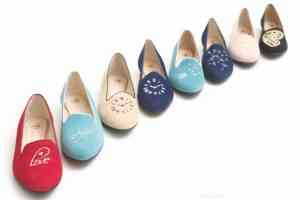 Monnas la marca de zapatos slippers llega a España 24