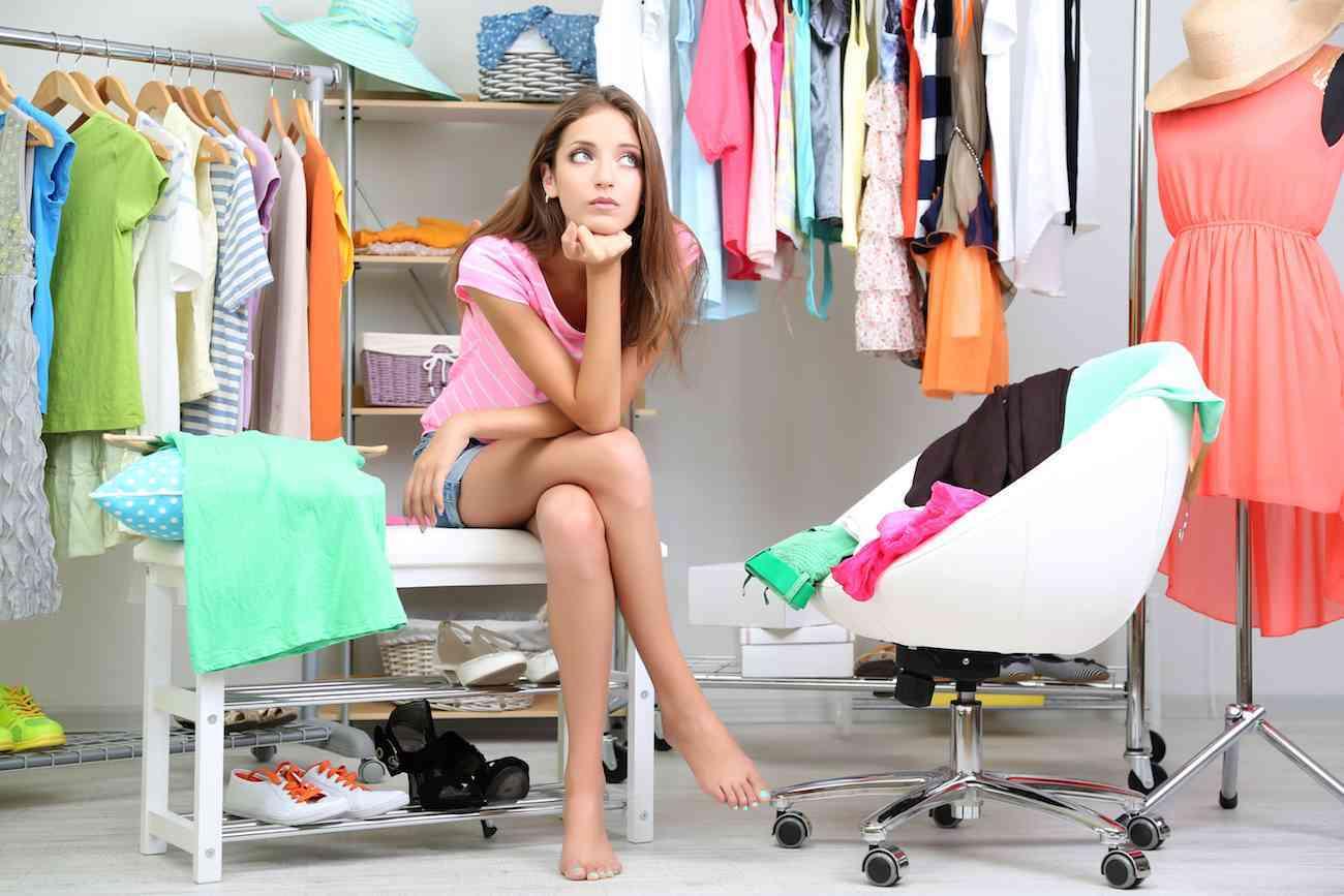 Un tercio de los españoles tiene más ropa en el armario de la que en realidad puede llegar a ponerse 5
