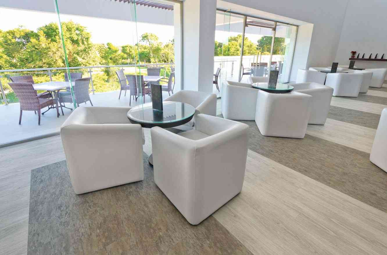 Últimas soluciones en pavimentos y revestimientos para el sector hotelero
