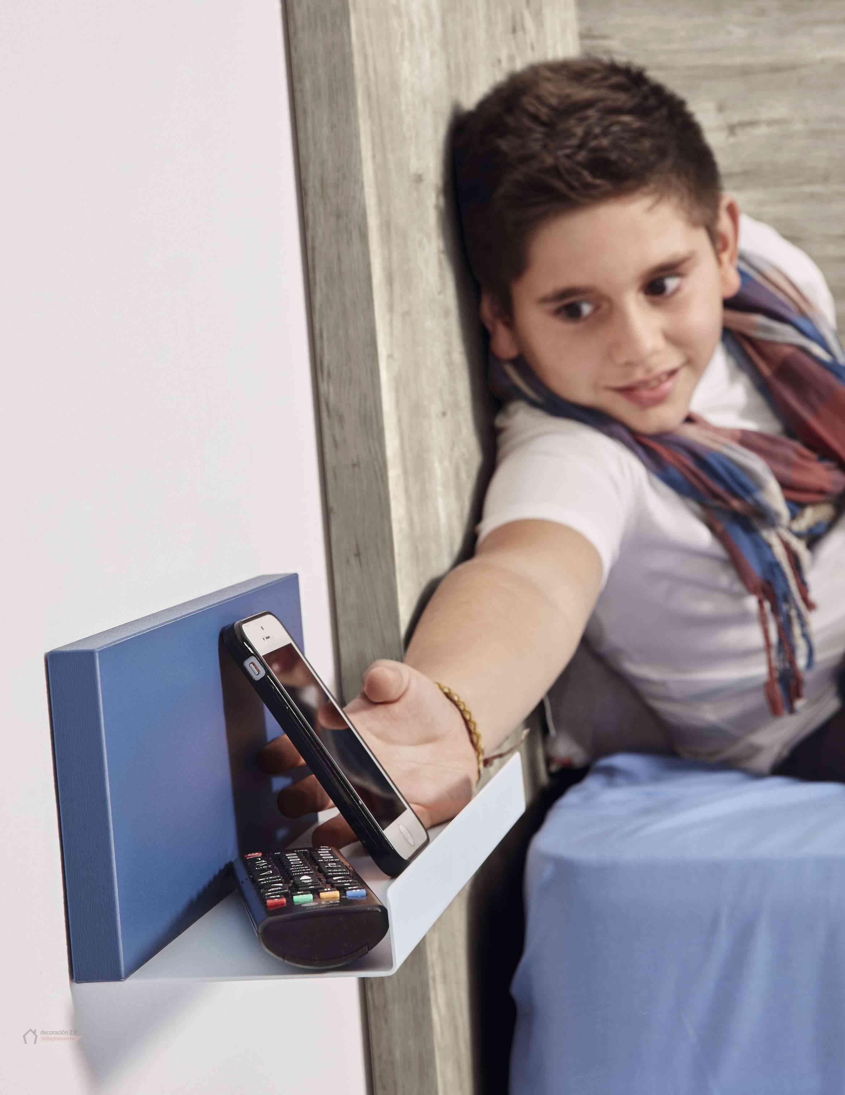 Dormitorios muy tecnológicos que siguen el ritmo de niños y jóvenes 24