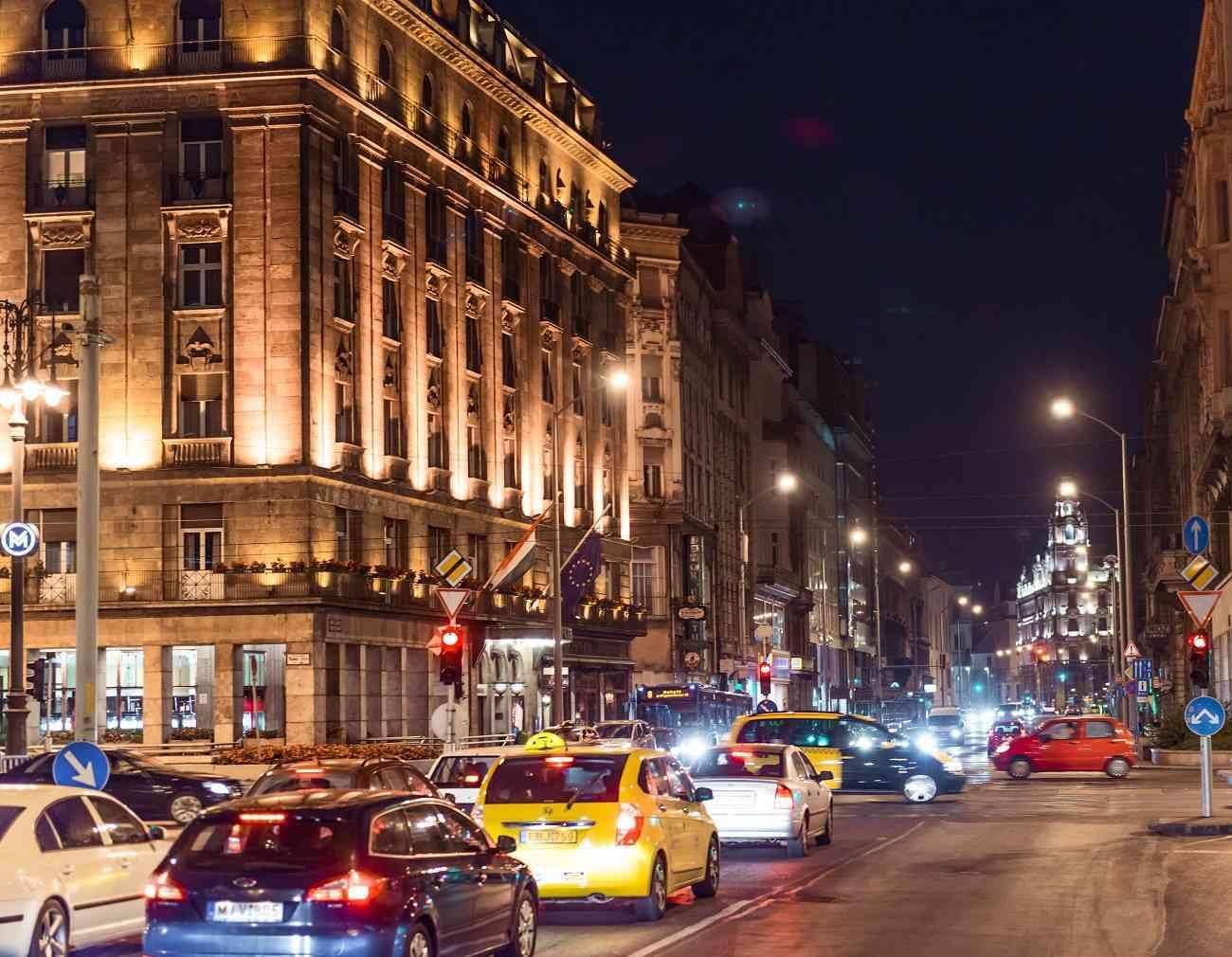 Movilidad sostenible en las ciudades