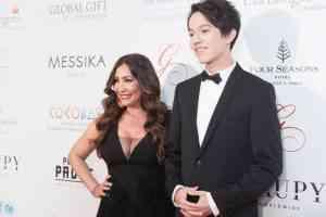 La VII Global Gift Gala París premia la labor filantrópica de Orianne Collins, Pamela Anderson y Valerie Messika 17