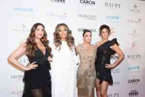 La VII Global Gift Gala París premia la labor filantrópica de Orianne Collins, Pamela Anderson y Valerie Messika 15
