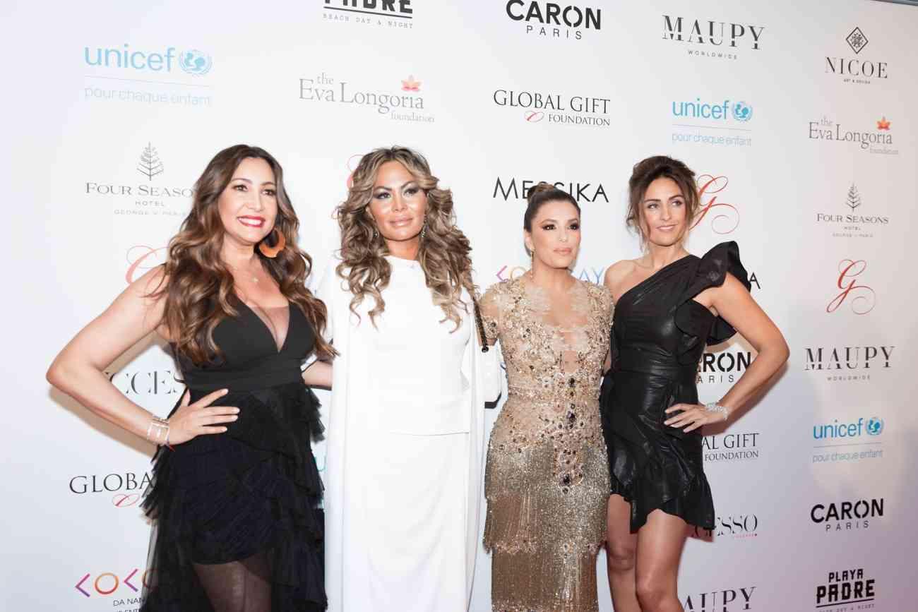 La VII Global Gift Gala París premia la labor filantrópica de Orianne Collins, Pamela Anderson y Valerie Messika 3