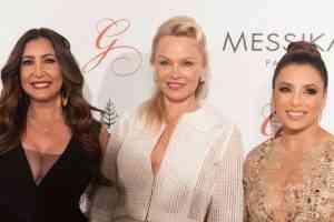 La VII Global Gift Gala París premia la labor filantrópica de Orianne Collins, Pamela Anderson y Valerie Messika 18