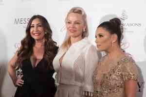 La VII Global Gift Gala París premia la labor filantrópica de Orianne Collins, Pamela Anderson y Valerie Messika 19