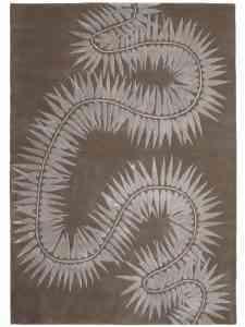 Las nuevas alfombras de Naja Utzon Popov que celebran la naturaleza 11