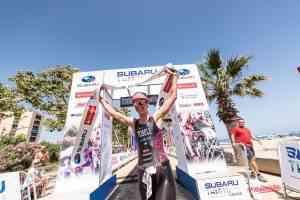 Roger Serrano se hace con la primera prueba del Subaru Triatlón Cross 2