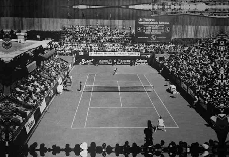 El Club de Tenis Chamartín de Madrid cumple 50 años