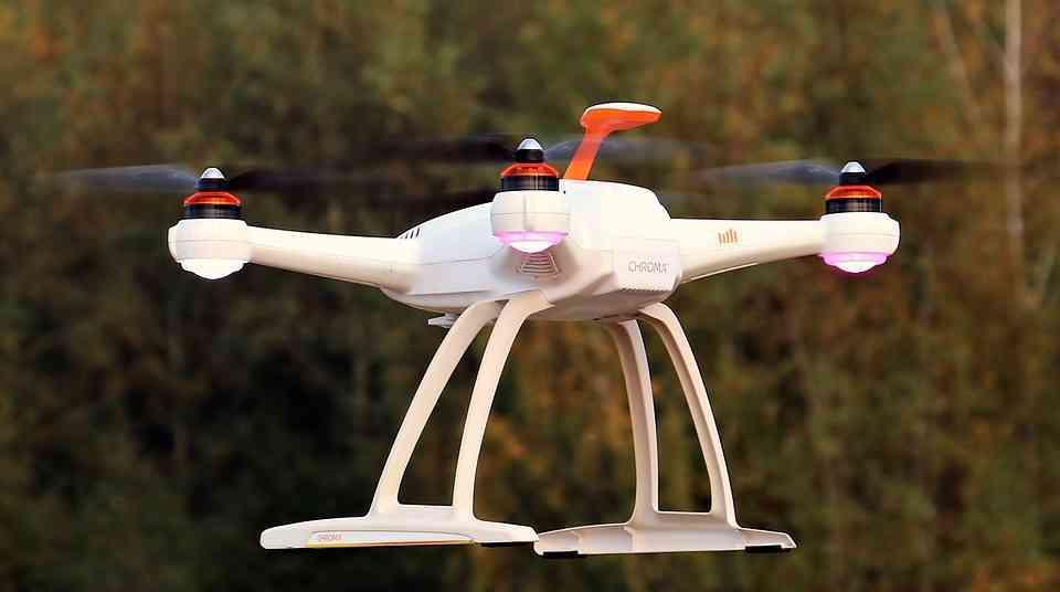 Los drones serán en España una actividad transversal que afectará a multitud de sectores 1