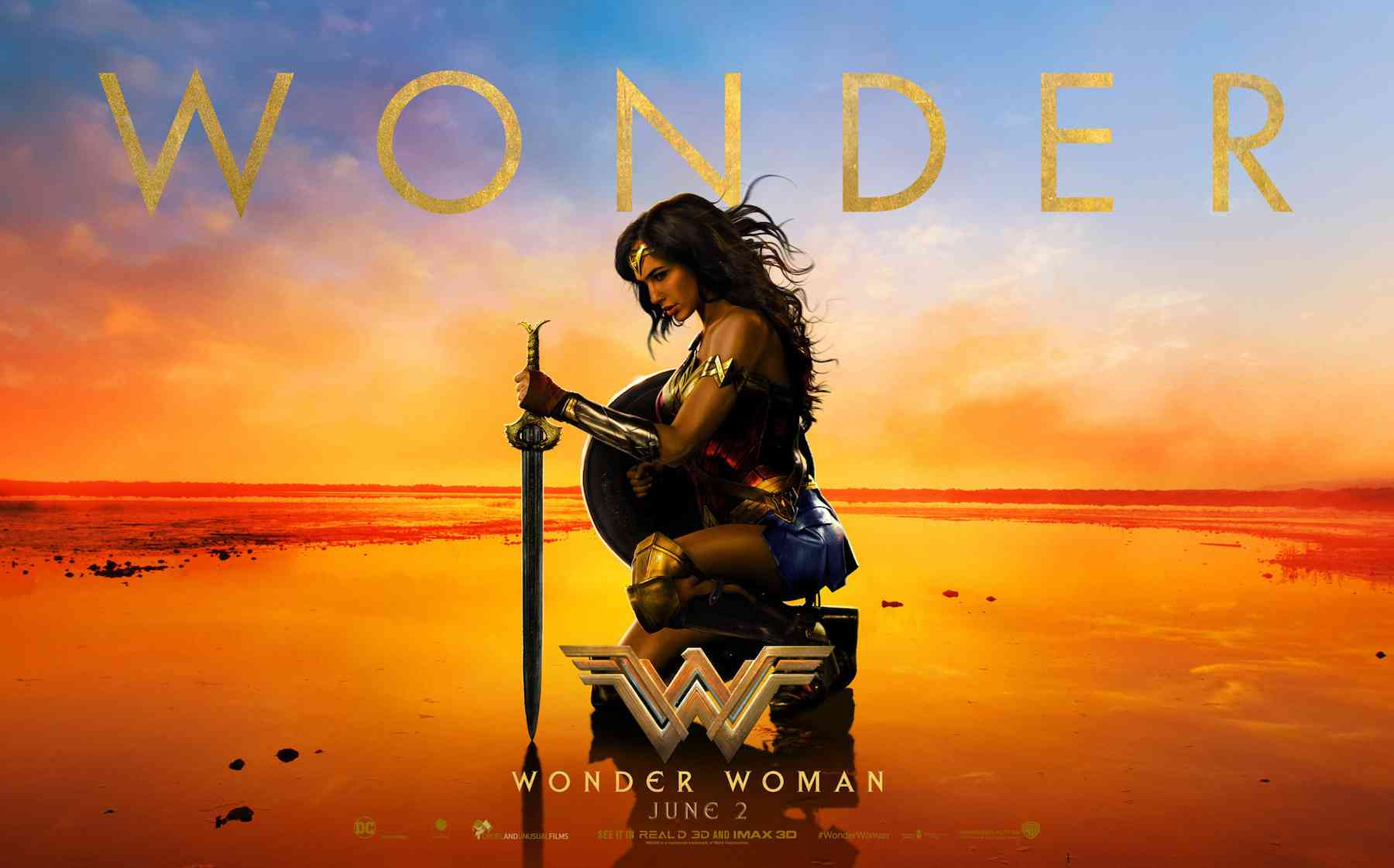 Wonder Woman domina la taquilla a nivel mundial