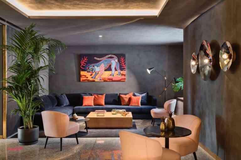 Jaime Beriestain diseña el Hotel Room Mate Gerard