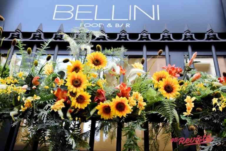 Llega el verano de AS INTERIORISTA a la fachada del hotel Vincci Centrum 4