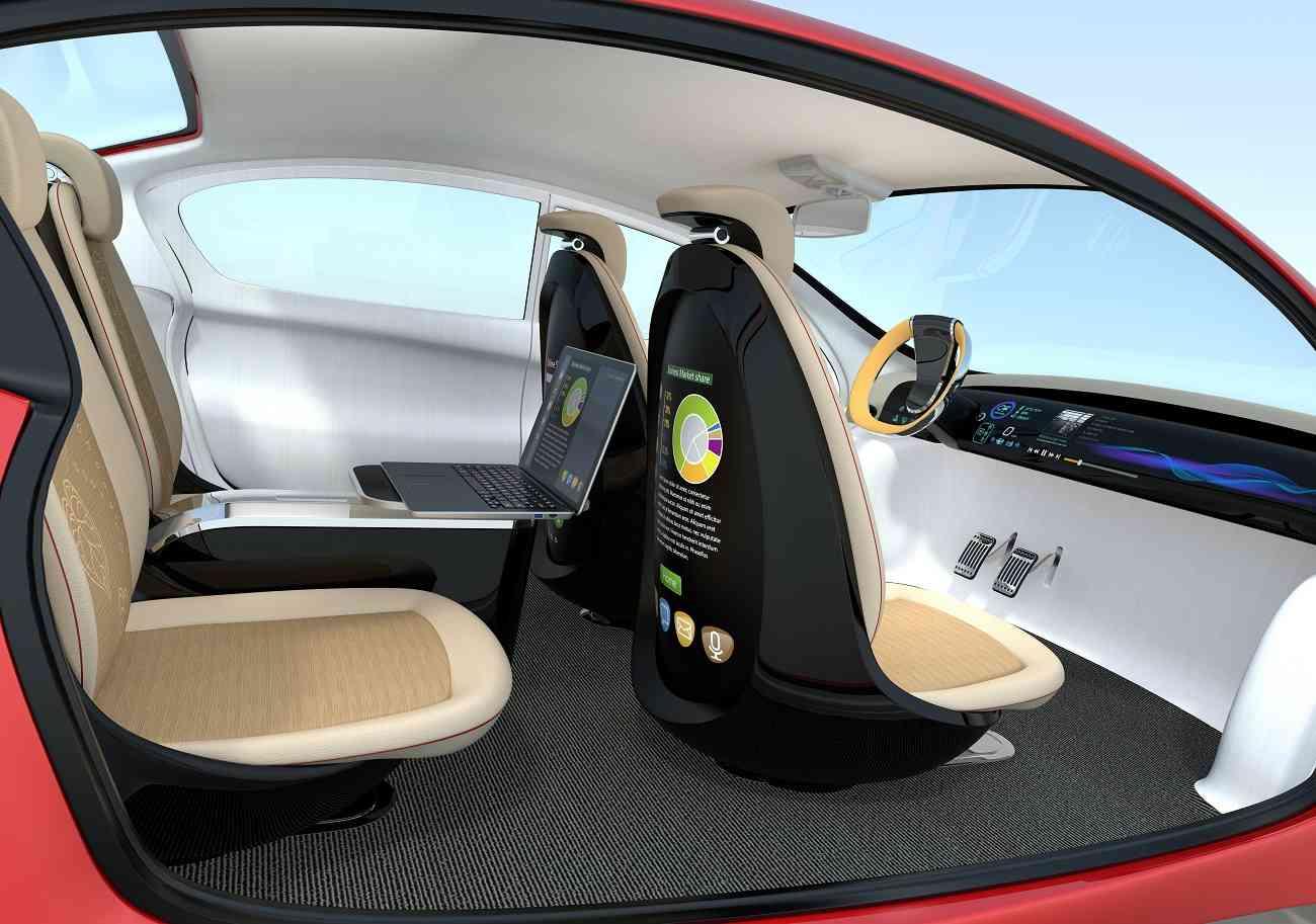 Fiat, BMW, Intel y Mobileye se une para desarrollar plataformas de conducción autónoma