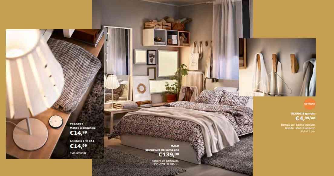 Estructura Cama Alta Ikea. Beautiful Cama Alta Con Tres Cajones Y ...