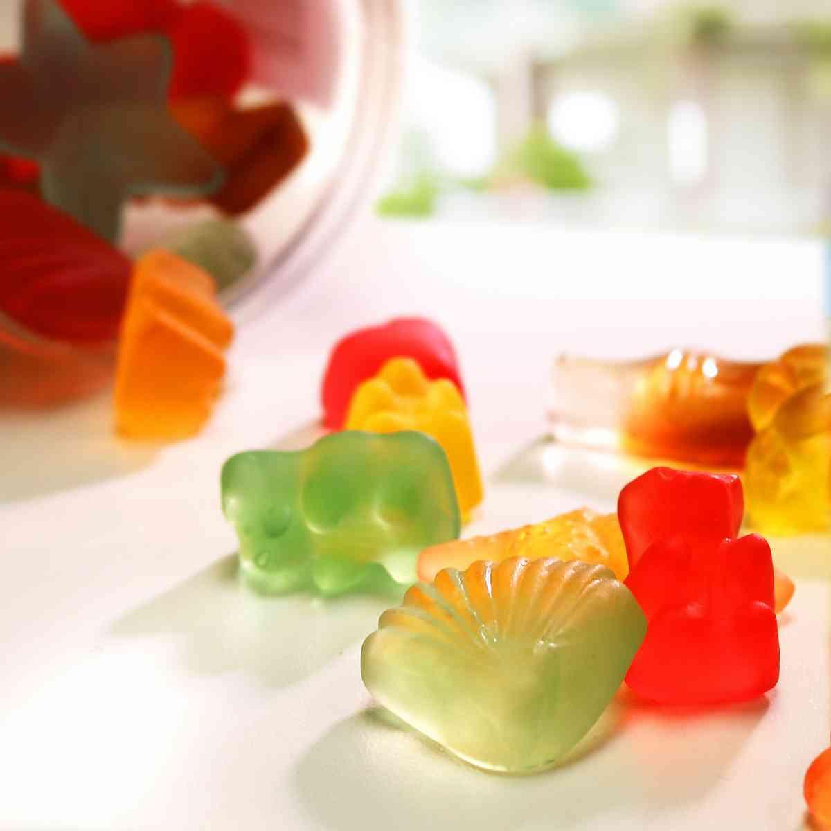 Come golosinas sin azúcar y olvídate de los excesos