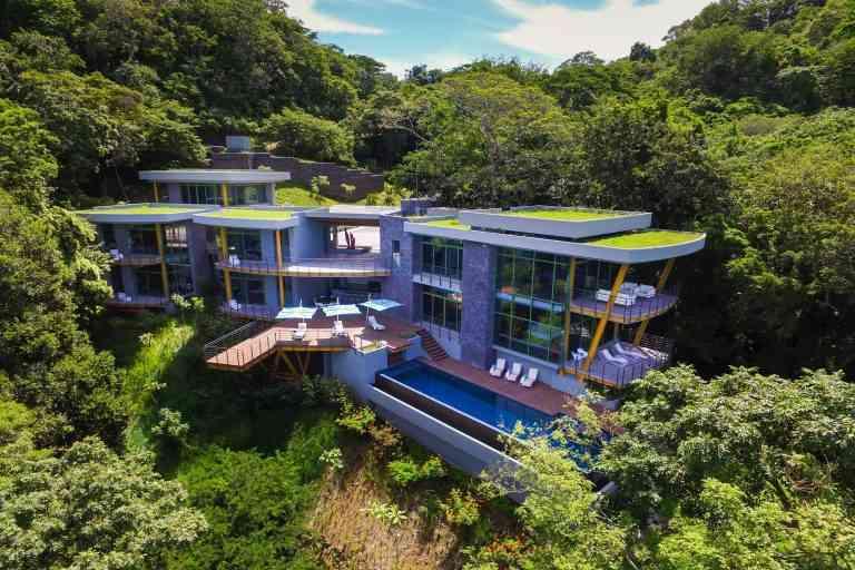 GROHE equipa la fabulosa Casa Magayon en Costa Rica