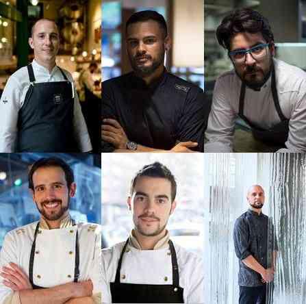 elBarri de Albert Adrià se explica en Gastronomika 17