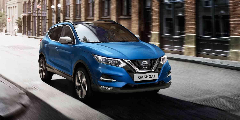 Nuevo Nissan Qashqai, nuevas características para seguir dominando su categoría 1