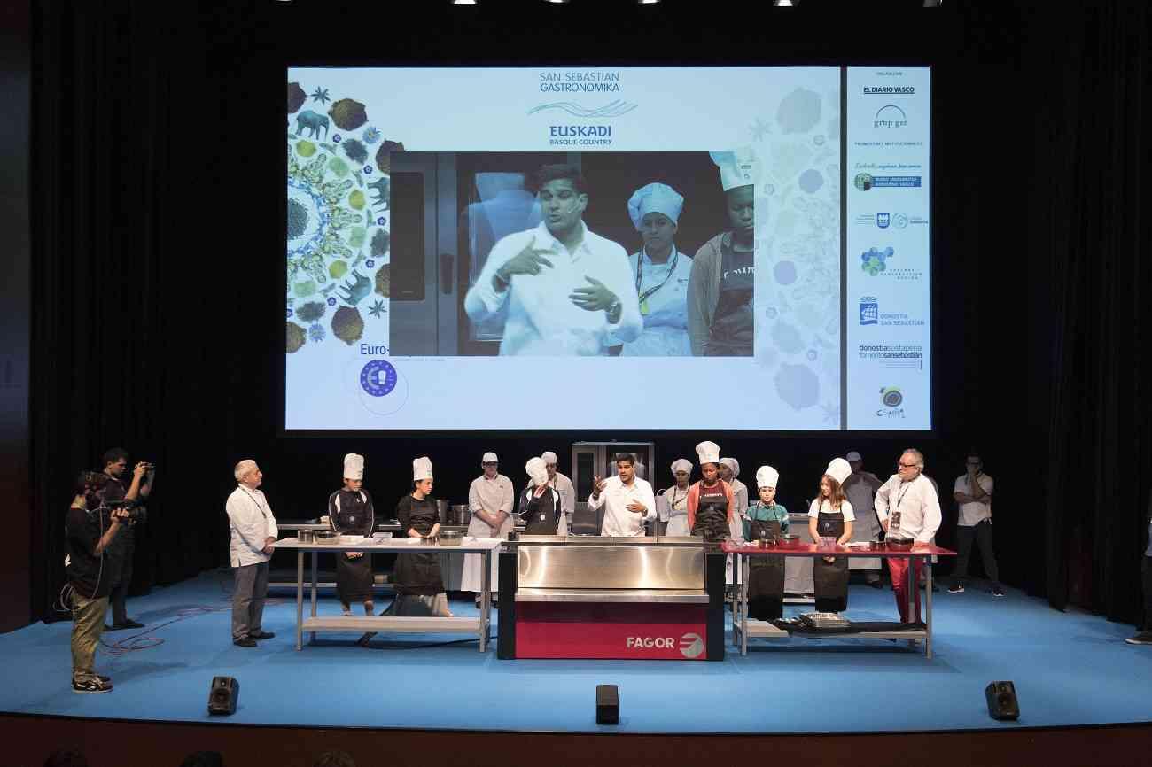 San Sebastian Gastronomika cierra su 19ª edición con 40 ponencias de reflexión y producto 1