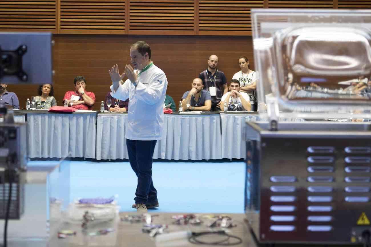 San Sebastian Gastronomika cierra su 19ª edición con 40 ponencias de reflexión y producto 5