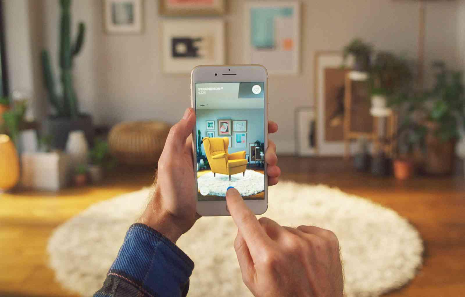 IKEA Place, un aplicación que permite amueblar de forma virtual los hogares 2