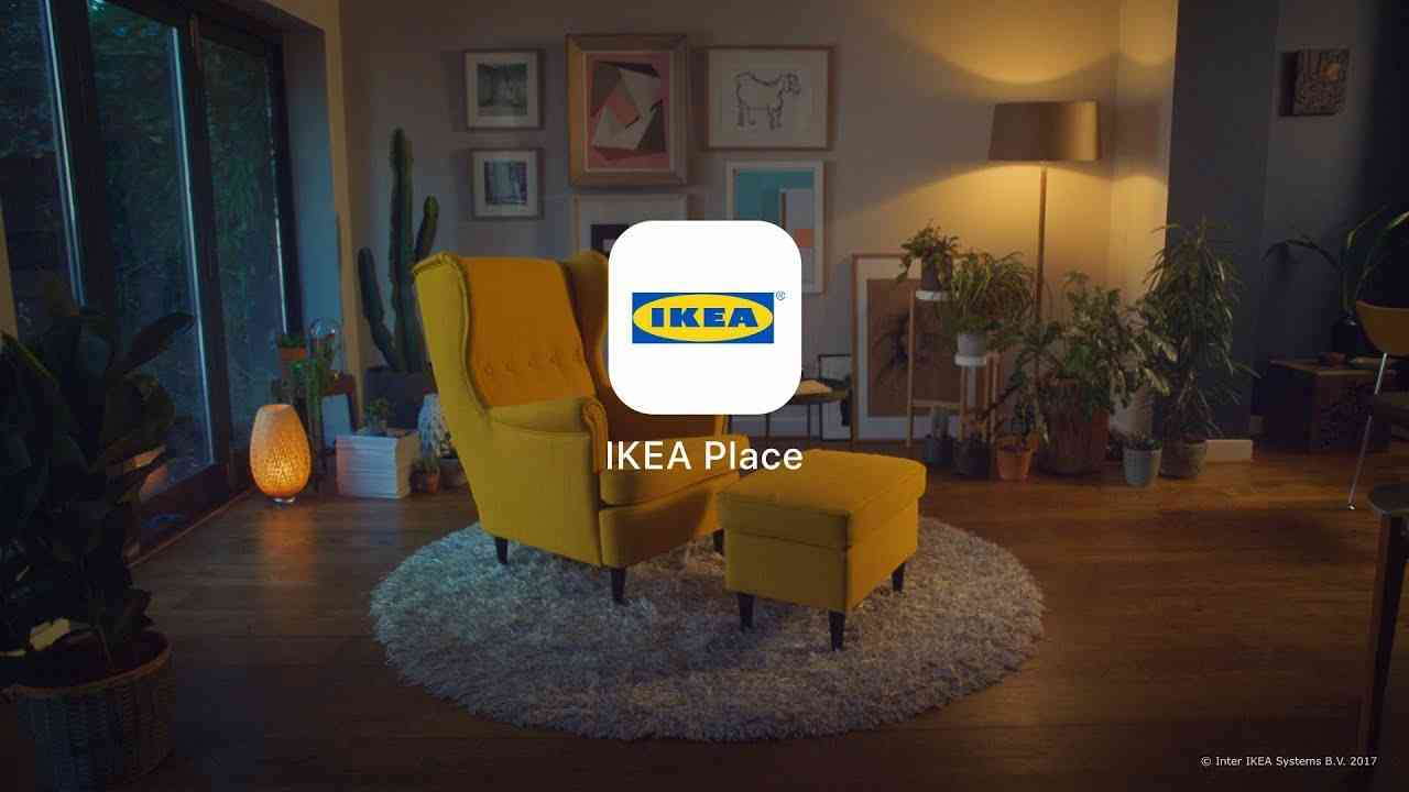 IKEA Place, un aplicación que permite amueblar de forma virtual los hogares