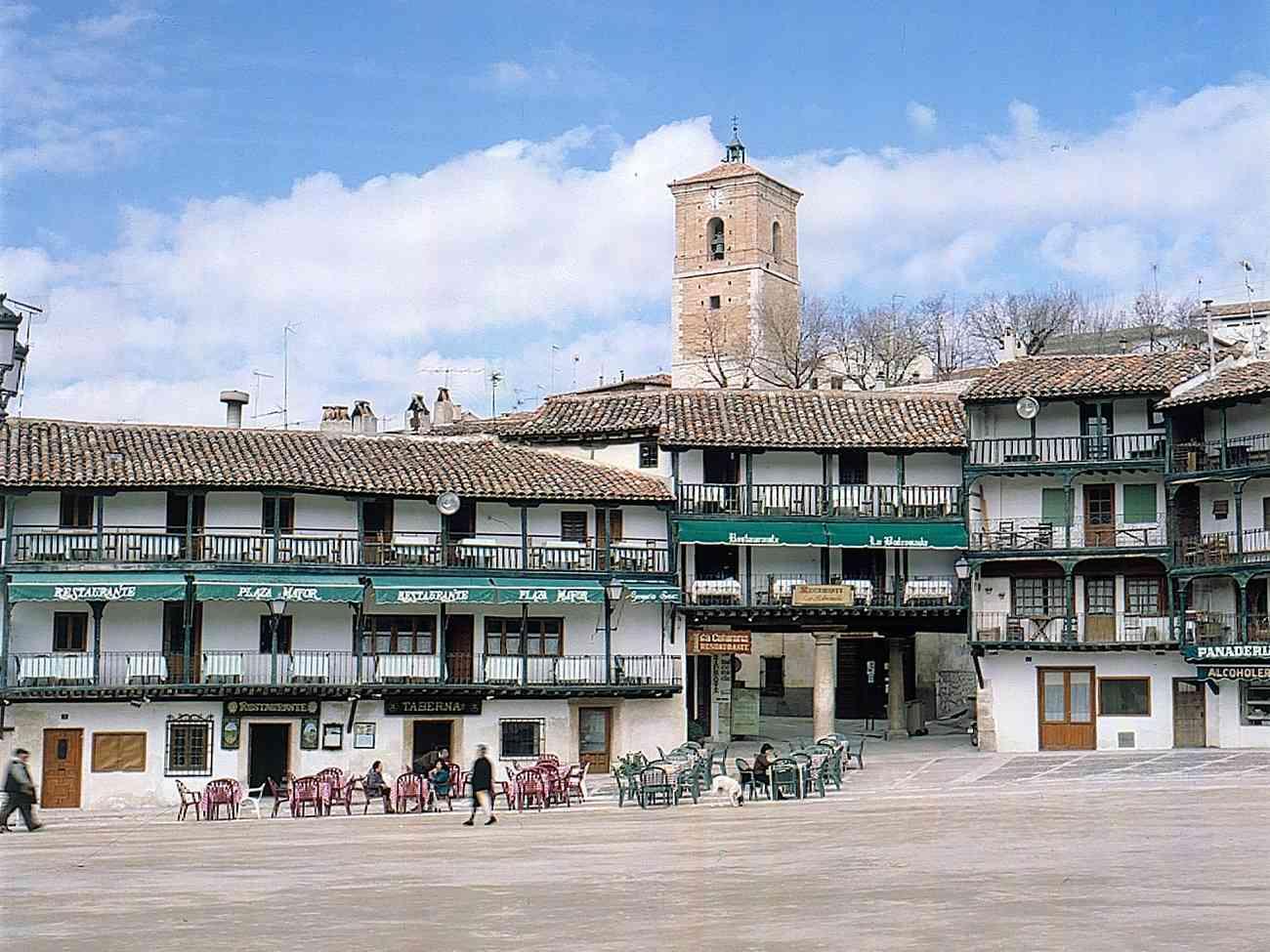 Chinchón aumenta su número de visitantes desde que fue nombrado uno de los pueblos más bonitos de España 2