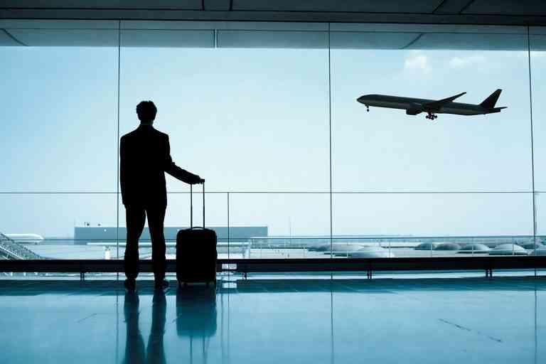 Más viajes de negocios, el secreto del éxito profesional