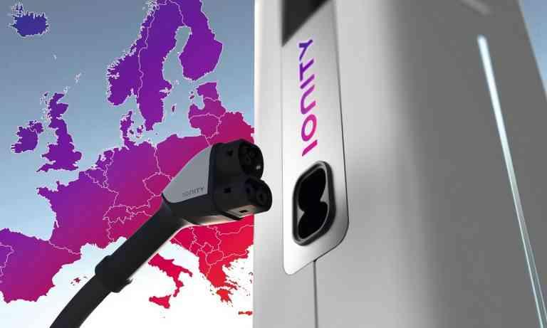 La Red de Carga Paneuropea de Alta Potencia IONITY Permite Desplazamientos de Larga Distancia a Vehículos Eléctricos