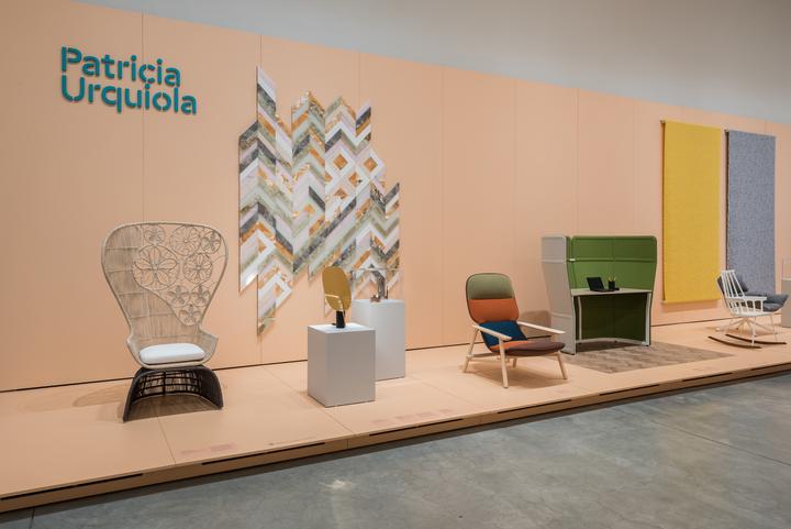 Listone Giordano y Patricia Urquiola protagonistas de una exposición al Philadelphia Museum of art 4