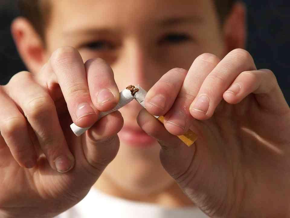 El 58% de los fumadores que intentan dejarlo fracasan en su objetivo 1