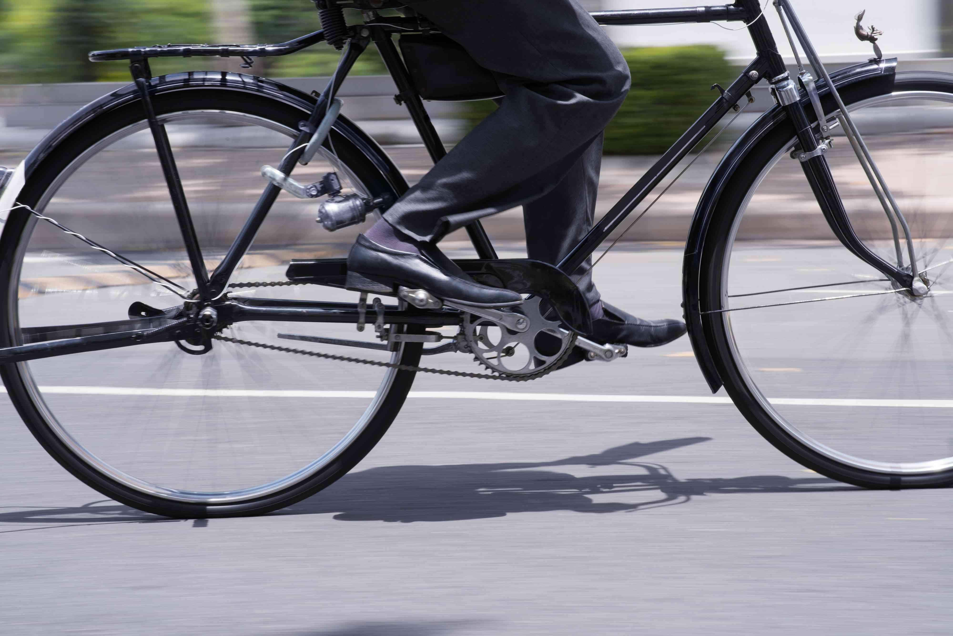 Desplazarse en bicicleta es considerado por el 41% de los españoles como peligroso 2