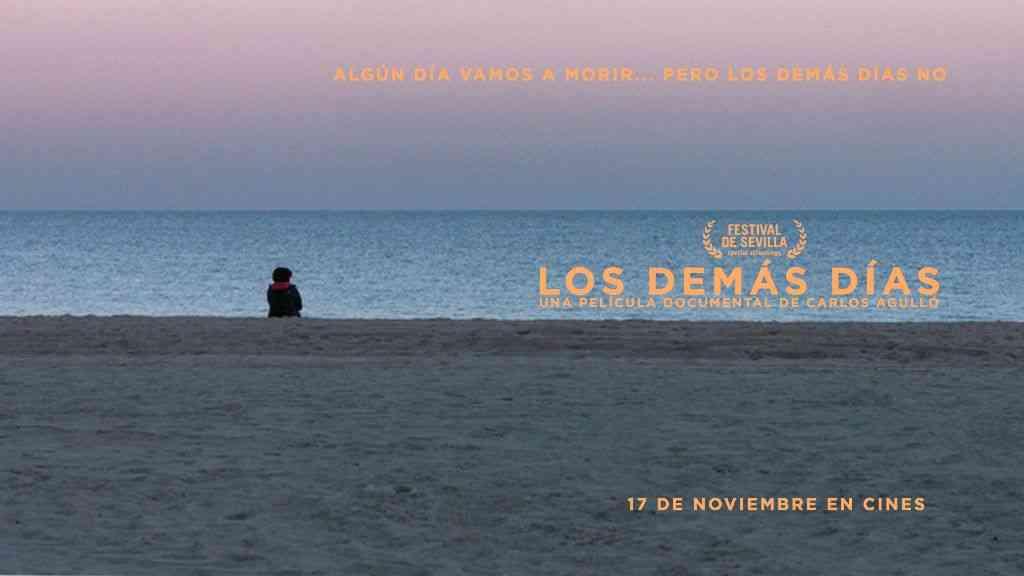 """El 17 de noviembre llegará a los cines la película """"Los demás días"""" 1"""