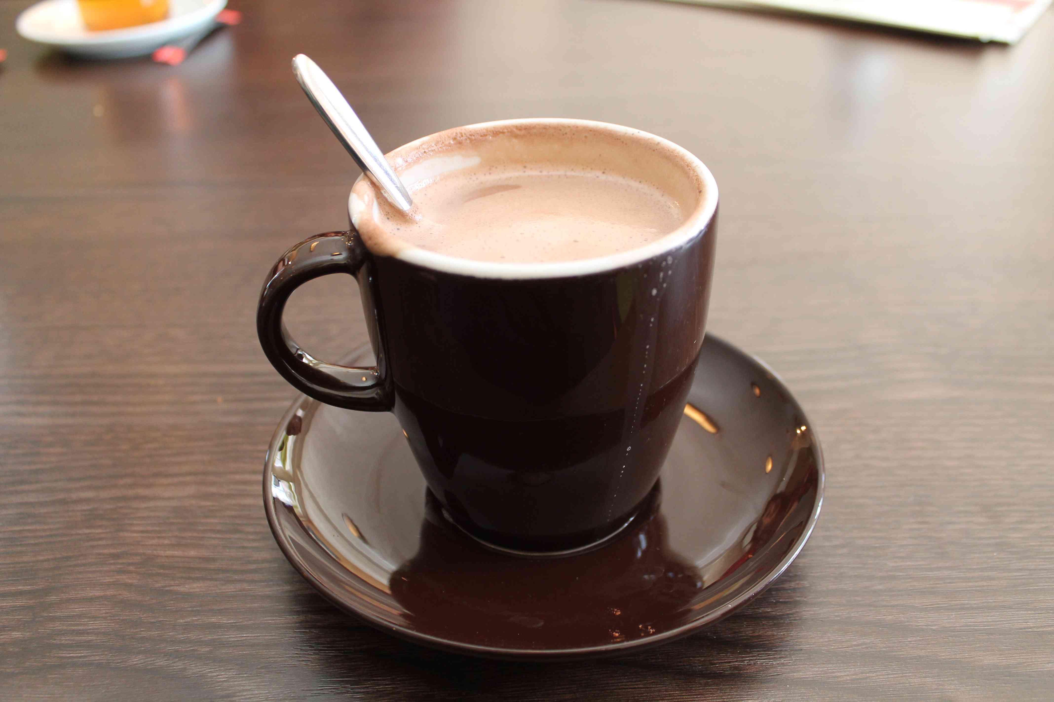 """¿Cuál es el origen del chocolate caliente"""""""