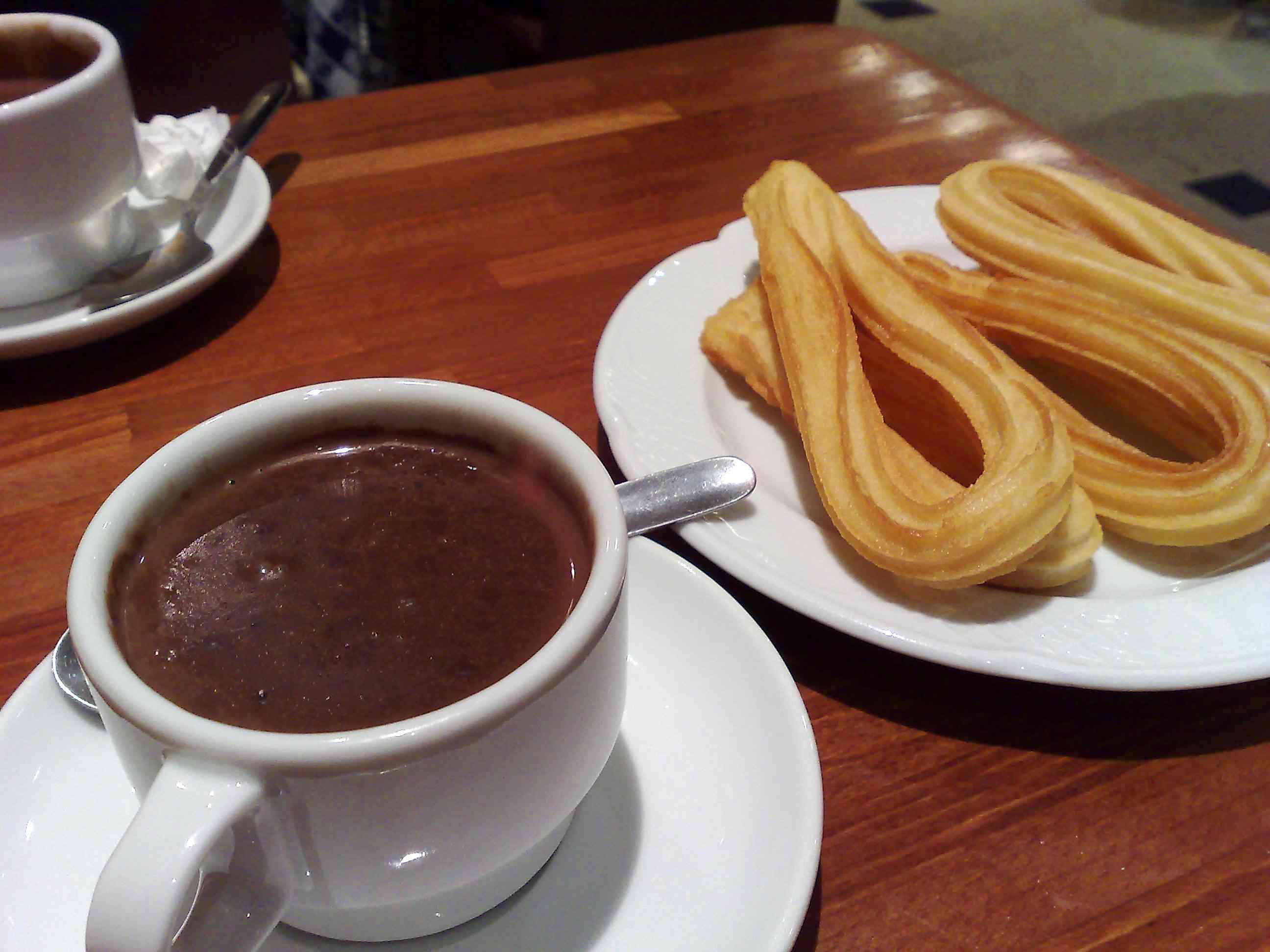 ¿Cuál es el origen del chocolate caliente? 2