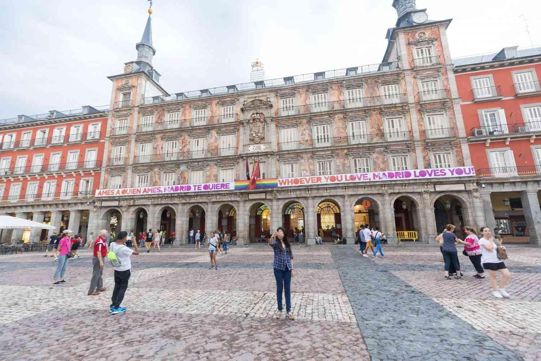 Madrid alcanza la nota de 9,5 puntos en su atención turística a los visitantes 1