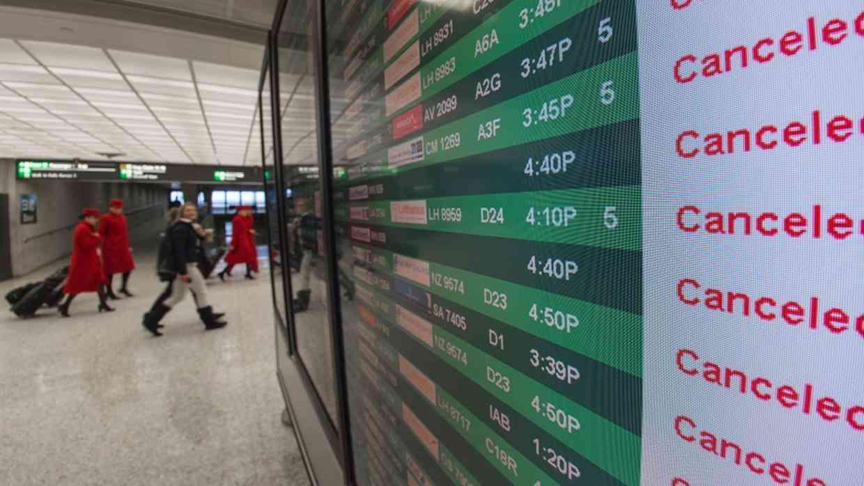 Ryanair, Vueling e Iberia, las aerolíneas que más reclamaciones recibieron en 2017 1
