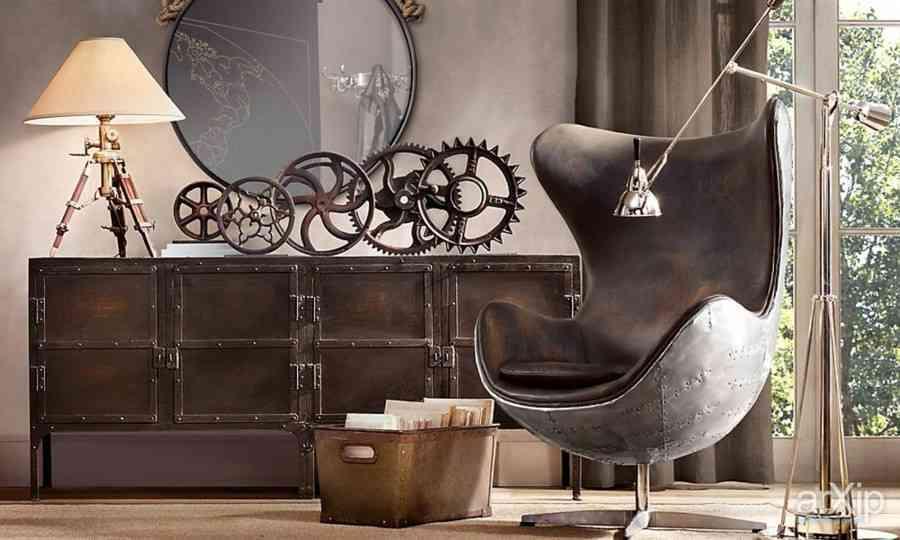 9 ideas de decoración steampunk para ambientes futuristas 1