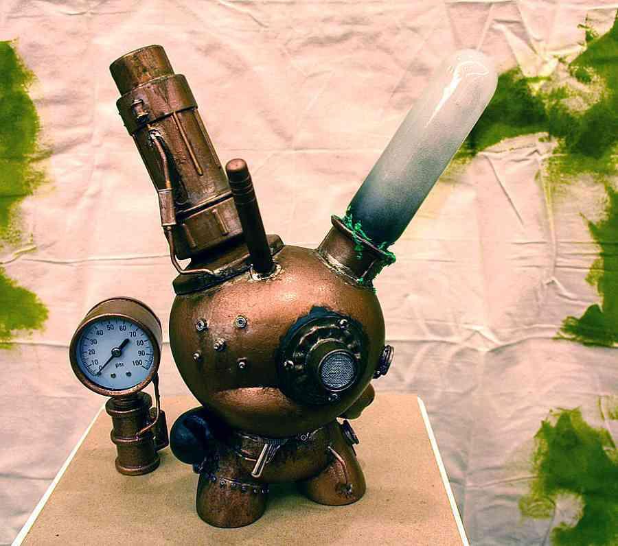 9 ideas de decoración steampunk para ambientes futuristas 2